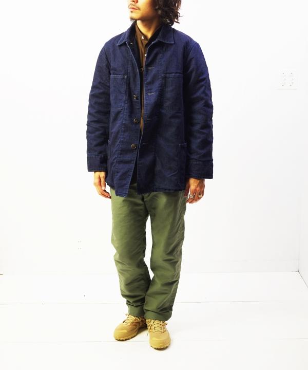 NEEDLES ニードルズ Chore Coat C/L 8.5oz Denim