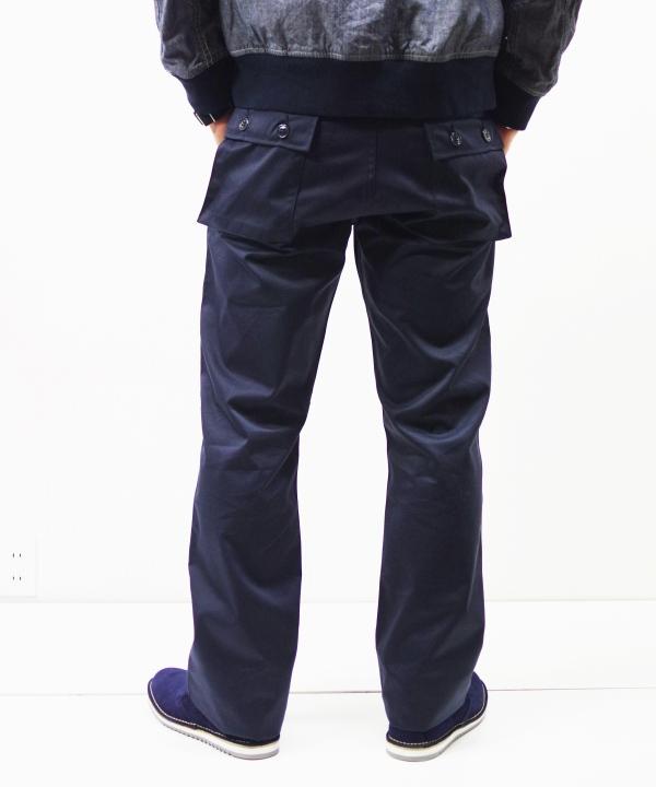 Sassafras ササフラス G.D.U. PANTS T/C TWILL 65/35