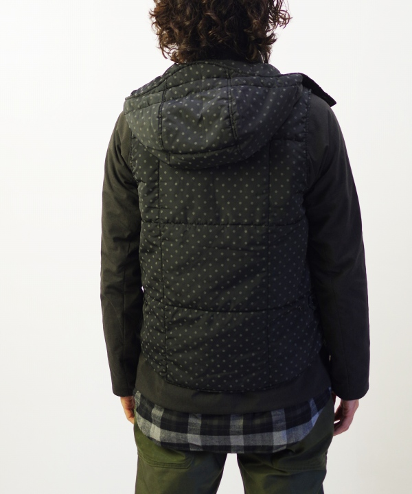 エンジニアドガーメンツ Primaloft Vest Microfiber