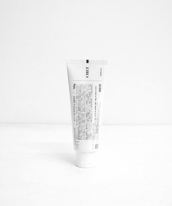 CHET チェット ROBIN TOOTHPASTE 100g